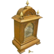 Oak German Bracket Clock