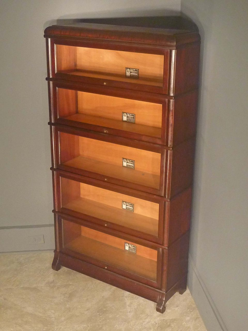 legal bookcase