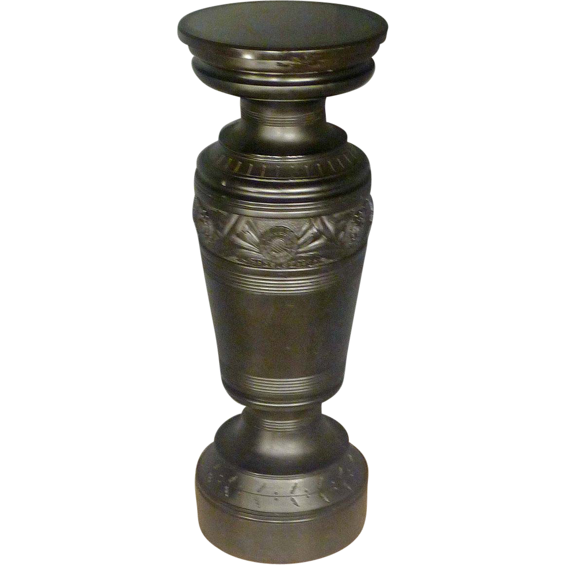 Ebonized Aesthetic Pedestal