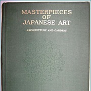 1944 Masterpieces of Japanese Art Vol 2 Nippon Bijutsu Shuyei