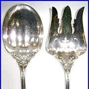 Reed & Barton Francis I, 2-pc Salad Serving Set 9.5""
