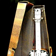 Emenee Zorro Guitar with Box Walt Disney