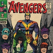 Avengers #30 Silver Age Comic 1966 VG/VG+ 1st Keeper of the Flame