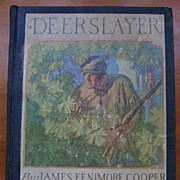 The Deerslayer by James Fenimore Cooper N. C. Wyeth Illustrations 1929