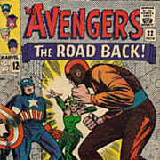 Avengers #22 Silver Age Comic 1965 VG