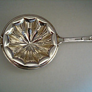 Frank Whiting Sterling Tea Strainer