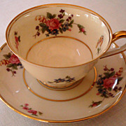 Set of Eight Tirschenreuth Demitasse