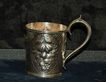 Early Gorham Coin Silver Child's Cup, c.1860