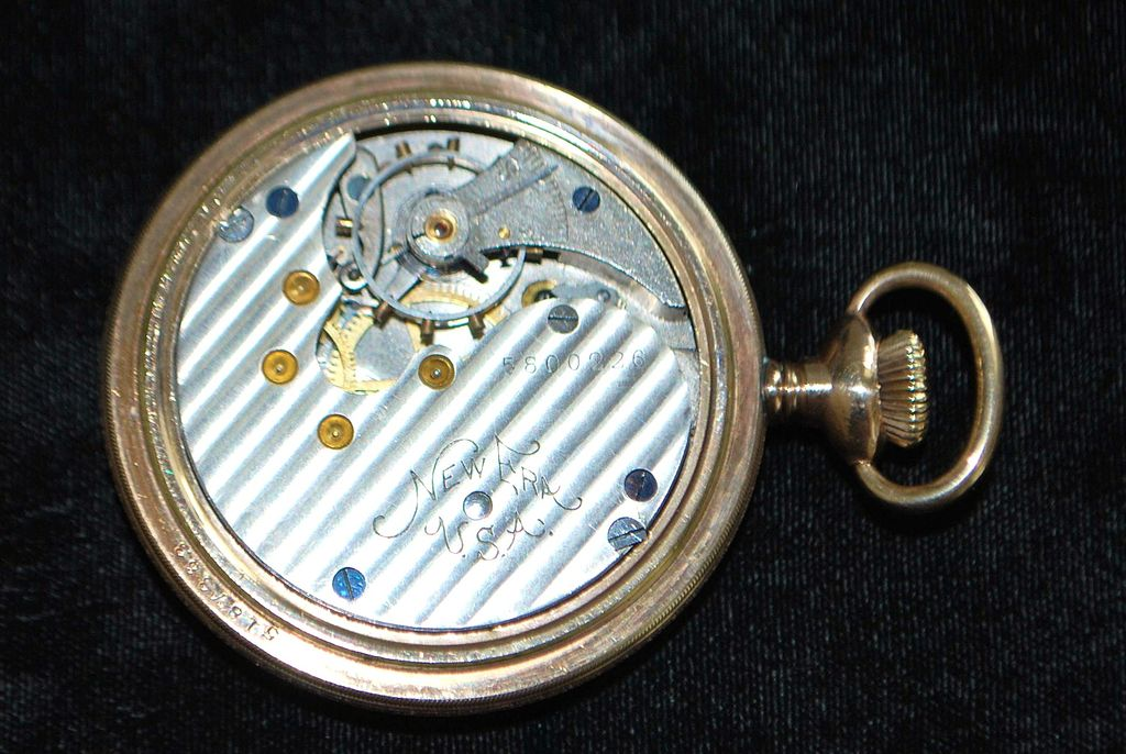 York Standard | Pocket Watches
