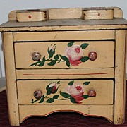 Antique Pennsylvania Doll Chest