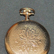 "Fine Illinois ""Burlington Special"" Hunting Case Pocket Watch -1911"