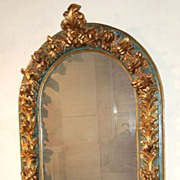 18th Century Spanish Mirror