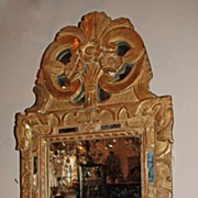 REDUCED Highly Carved Framed Mirror