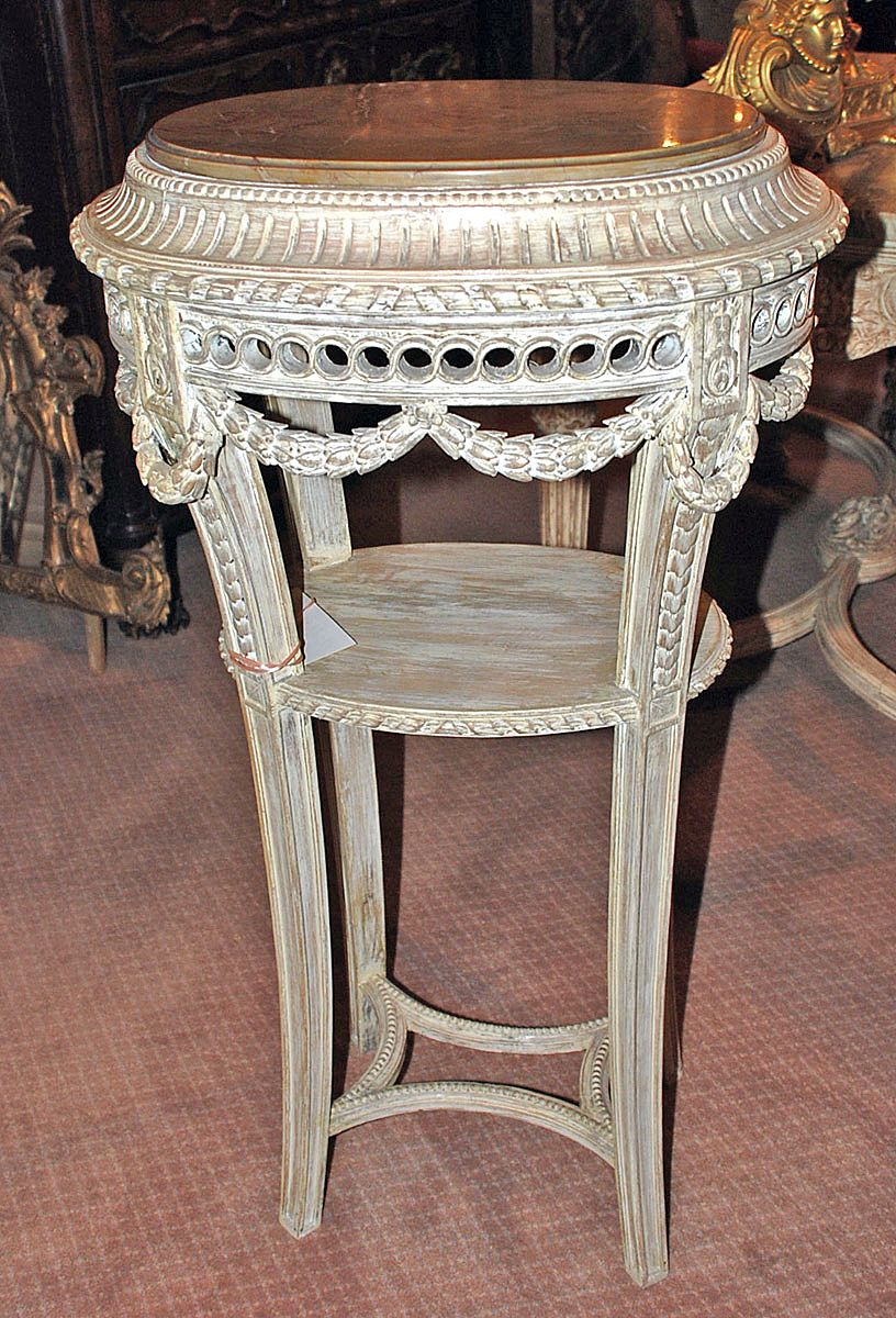 French Louis XVI Style Pedestal
