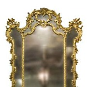 SALE Large Gilt Mirror, Genoa, Italy