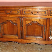 French Cherry-wood Buffet