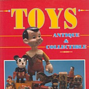Toys Antique & Collectible - 1990 Book