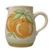 Franciscan Large Fruit Creamer/Cream Pitcher