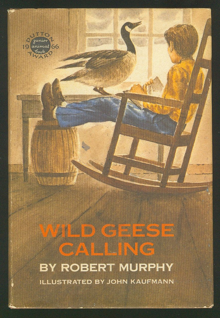 Wild Geese Calling by Robert Murphy - Young Adult Book