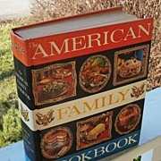 American Family Cookbook 1971 First Edition