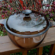 SOLD Corning Visions 4.5 Quart Dutch Oven, Sauce Pot