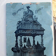 1893 Columbian Exhibition, NY Condensed Milk Co. Borden Book