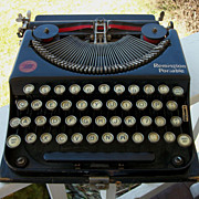 Remington Portable Typewriter No 1 Pop Up Carriage 1920's
