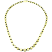 Vintage Ivory and Gold Filled Necklace