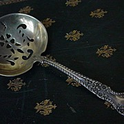 SALE Gorham Buttercup Sterling Silver Bon Bon Spoon