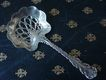 Whiting Sterling Louis XV Bon Bon Serving Spoon