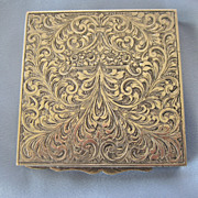 Vintage 800 Engraved Compact - Italy