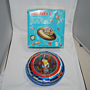 Modern Toys Battery Powered X-5 Space Ship with Box
