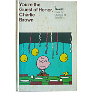 A Peanuts Book by Charles M. Schulz First Published In Book Form 1973