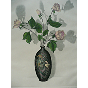 Etching of Roses Signed Limited Edition