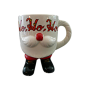 "Christmas Santa ""Ho. Ho, Ho""  Mug by Enesco of Japan"