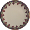 Limoges Flambeau Handpainted and Signed Plate