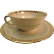 Demitasse Cup and Saucer Bavaria
