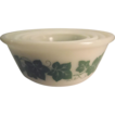 Nesting Bowls (4) With Green Ivy Design By Anchor Hocking