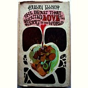 The Beast that Shouted Love at the Heart of the World   Harlan Ellison 1969 with DJ  Sci Fi Th