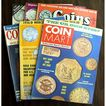 6 Vintage Coin Collector Magazines 1970s