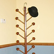 Rare Antique Country Store Hat Display