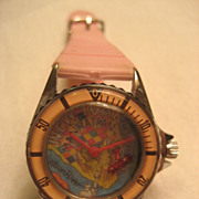 SALE New York Vintage Wind Up Motion Watch