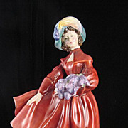 SALE Lilac Time - Royal Doulton - HN2137
