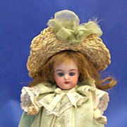 "6"" Kammer and Reinhardt walking doll"