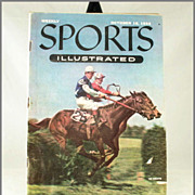 Sports Illustrated October 18, 1954 The Tenth Issue