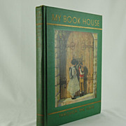 My Book House Volume 4 Through The Gate 1937 Edition