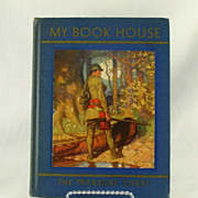 My Book House Volume 9 The Treasure Chest 1937