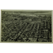 Real Photo Post Card Circa 1953 Aerial View of Billings Montana