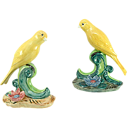 REDUCED Stangl Birds of America Canary Pair 3746 And 3747