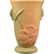 "Weller Pottery Wild Rose 6 1/2"" Vase Ca. 1933"